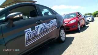 Ford安全節能駕駛體驗營開跑