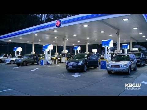 Bay Area Drivers See Gas Prices Fall Below $3 A Gallon