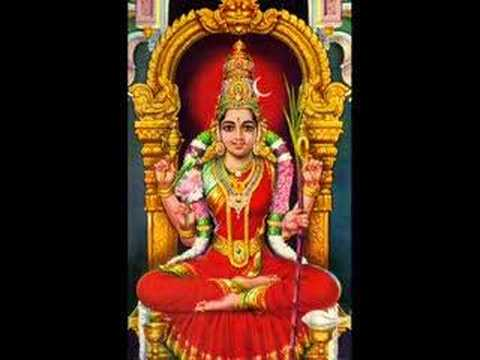 Sri Lalita Sahasranamam -- Dhyanam
