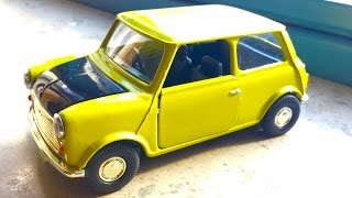 Mr Bean Car Mini Toy