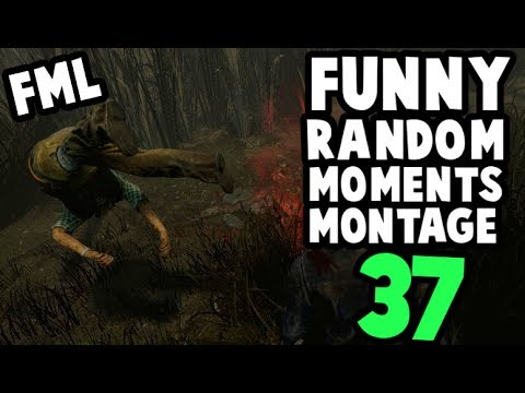 Dead by Daylight funny random moments montage 37
