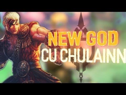 CU CHULAINN: NEWLY PATCHED HULK SMASH - Incon - Smite