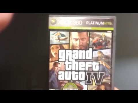 Chafenheimer Video Game Reviews - Grand Theft Auto IV (Game Of The Year 2008) 10/10
