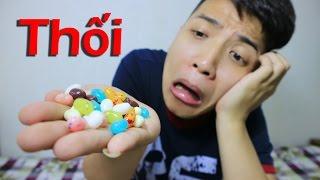 NTN - Thử Ăn Kẹo Thối  (Eatting bean boozled)