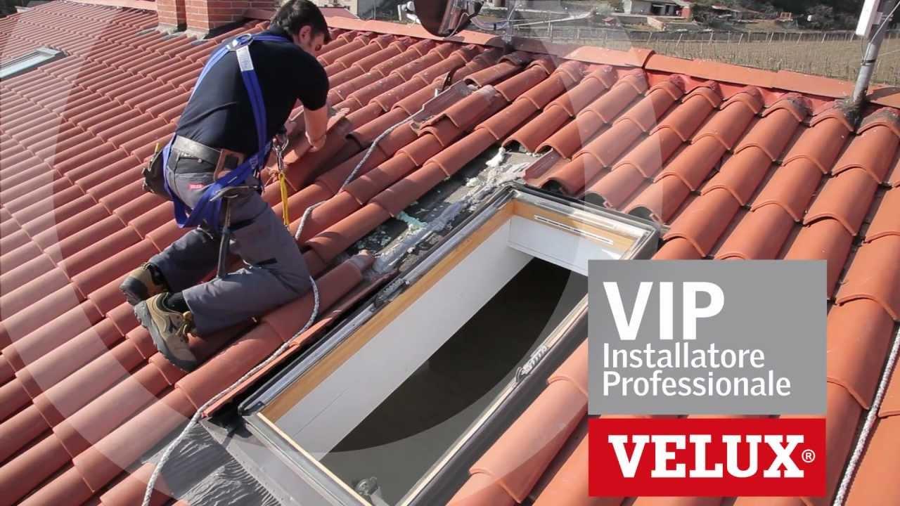 Sostituzione di una vecchia finestra youtube - Finestre a tetto ...