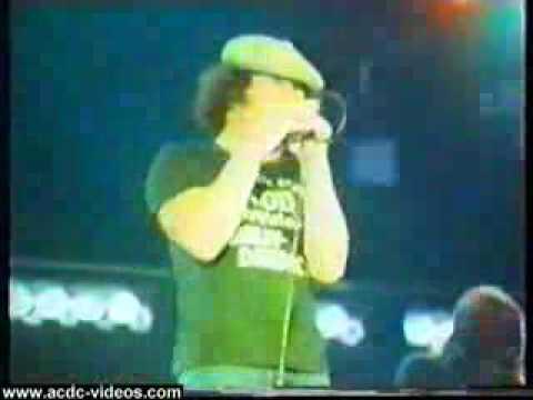 AC/DC - Hells Bells - Live Sydney 1981