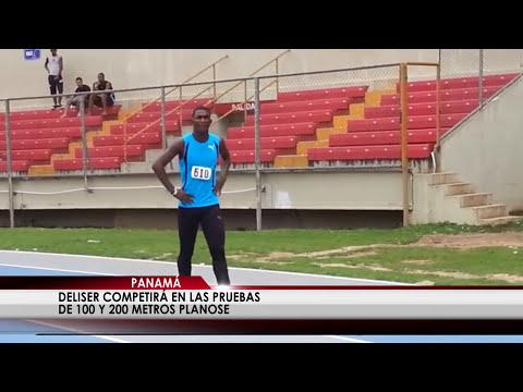 Velocista panameño correrá en los X Juegos Sudamericanos de Chile