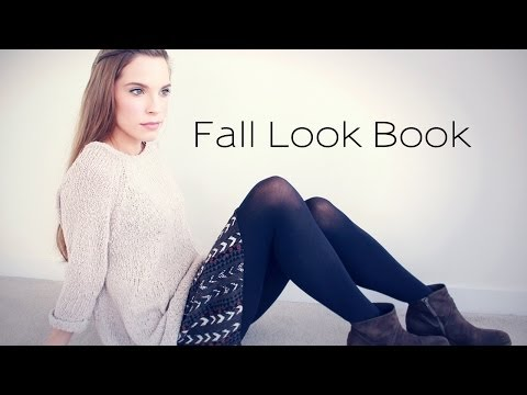 FALL LOOK BOOK!