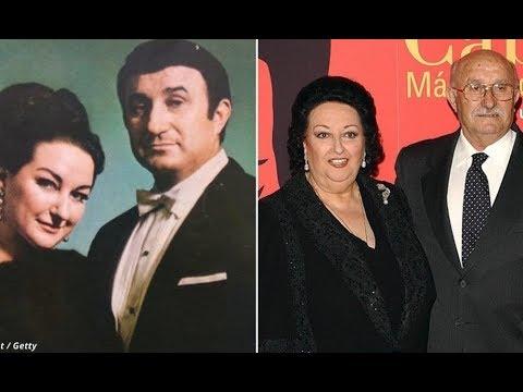 История любви Монсеррат Кабалье и её мужа – самая романтичная на свете