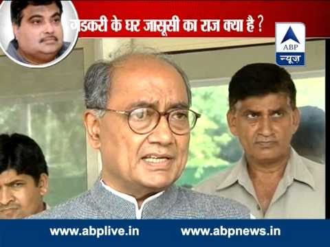 ABP News debate: What is truth of bugging reports at Gadkari's Mumbai house?