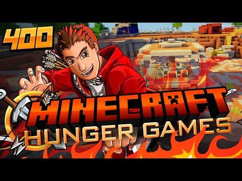 Minecraft: Hunger Games w/Mitch! Game 400 -
