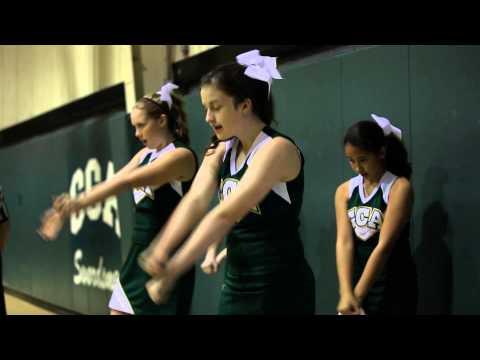 Garland Christian Academy Video Girl's Basketball, GCA
