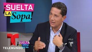 Suelta La Sopa   Fernando del Rincón recuerda su entrevista con Juan Gabriel   Entretenimiento