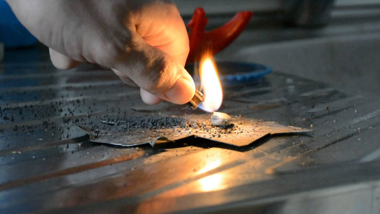 Алюминиевая пудра своими руками Металлопрокат от 1 кг в 84