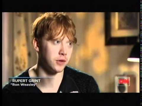 Larry King's Special: Harry Potter [daniel, Emma, Rupert] video
