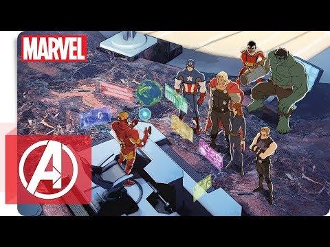 Avengers - Der Spion | Marvel HQ Deutschland