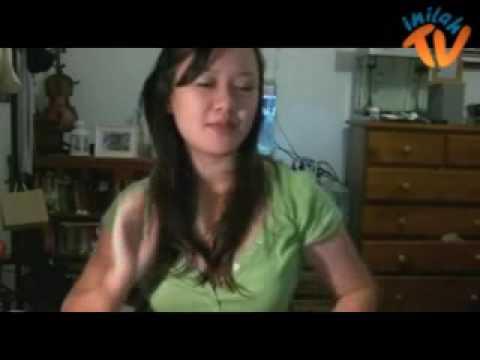 Natalie Terkenal Setelah Tampil Seksi di Youtube