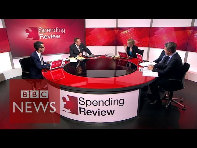 Spending Review: BBC editors react to George Osborne's plans - BBC News