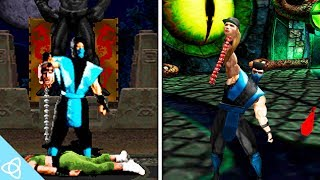 Mortal Kombat: The History of Fatalities - Creation and Evolution of the Fatality