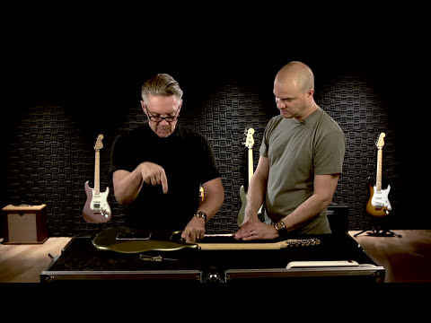 Fender University: Micro-Tilt™ Feature