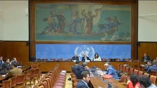 New round of Syria peace talks ends without