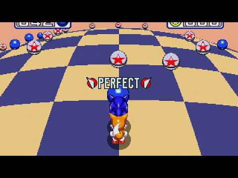 Misc Computer Games - Sonic 3 - Special Stage