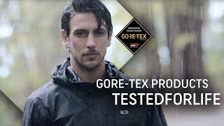 Don't just catch up, take the lead with GORE-TEX gear.