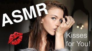ASMR Gina Carla ?? Kisses for You! Ear to Ear!