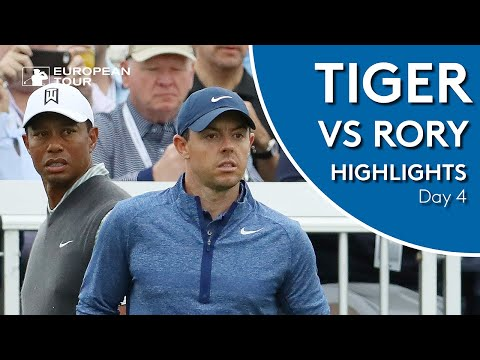 Tiger Woods vs Rory McIlroy Highlights | 2019 WGC-Dell Technologies Match Play