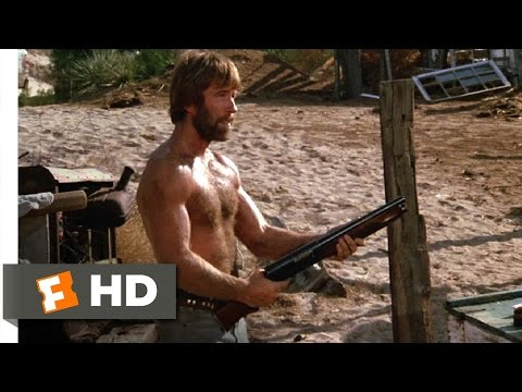 Lone Wolf McQuade (3/12) Movie CLIP - Forget That Partner Crap (1983) HD