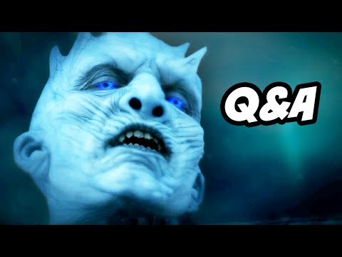 Game Of Thrones Season 5 Q&A - Winds of Winter Release Date