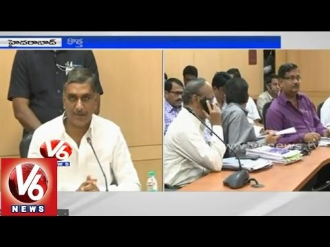 Telangana Minister Harish Rao countervail Central government's new Land Acquisition Act