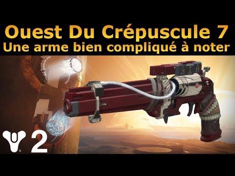 Destiny 2 : Test PVP de l'Ouest du Crépuscule 7 ! Mon premier Revolver 180 BPM !