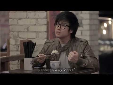 "ASIAN - Parody of Christina Perri's ""Human"""