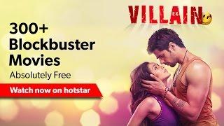 Ek Villain (2014) - Watch it for Free on hotstar. Starring Shraddha Kapoor, Sidharth Kapoor.