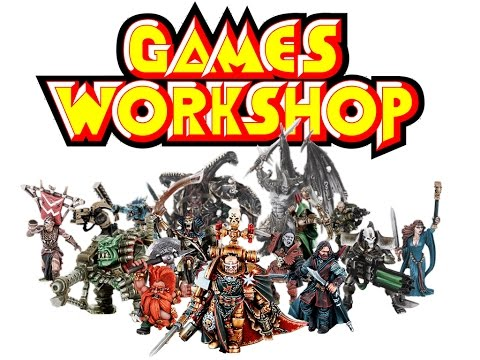 my Games Workshop rant