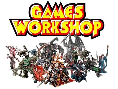 my Games Workshop rant