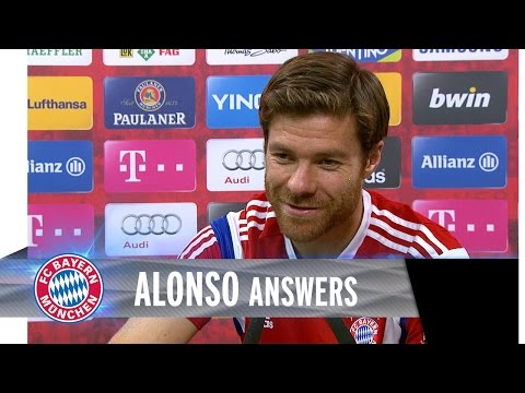 Xabi Alonso Press Conference ahead of ManCity