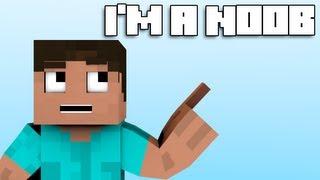 "Download Lagu ""I'm a Noob"" - Minecraft Parody (Music Video) Gratis STAFABAND"