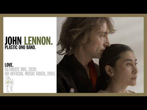 Леннон Джон - Love