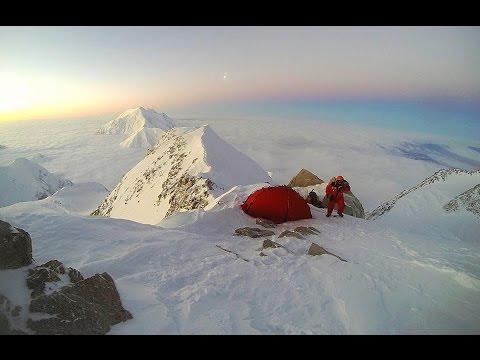 Denali Solo Winter Ascent - Lonnie Dupre