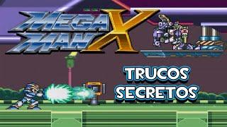 SNES Megaman X - Trucos Secretos