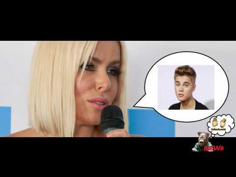 """Loredana Lecciso 'rimbalzata' da Justin Bieber """"Devo passare, sono la moglie di Al Bano"""""""
