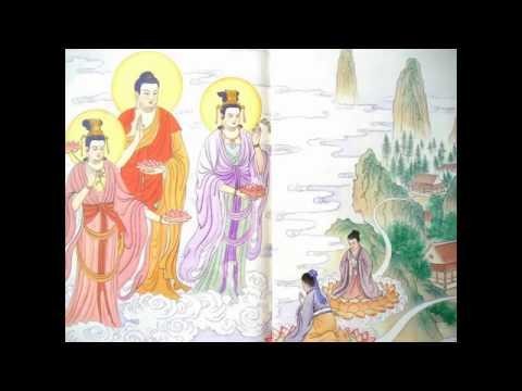 Kinh Phật Thuyết A Di Đà (Lược Giải: Hòa Thượng Tuyên Hóa)