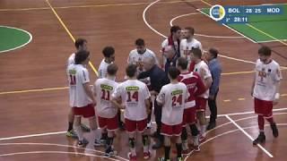 Serie A1M [6^]: Bologna-Modena 29-26 | Post-gara