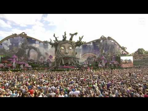 Basto -  Love Is Darkness @Tomorrowland 2011 Music Videos