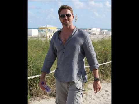 GERARD BUTLER IN MIAMI