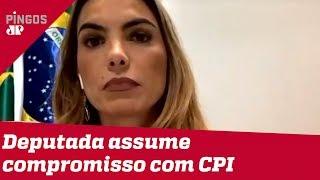 CPI do BNDES: Deputada promete que comissão não vai acabar em pizza