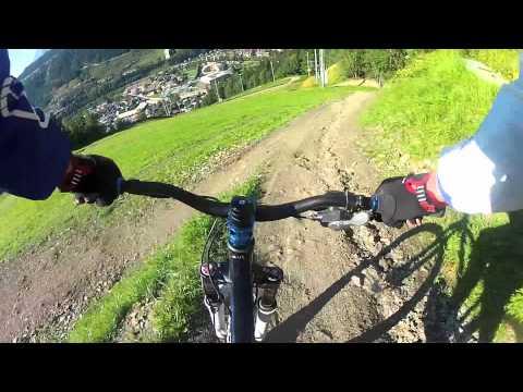 Bikepark Planai Schladming  -  GoPro HD Hero 2