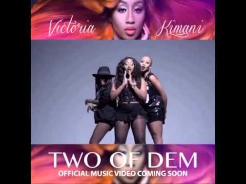 Victoria Kimani Two Of Dem - NaijaReplay com